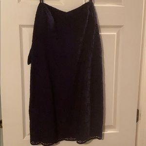 Lilly Pulitzer navy blue women's dress
